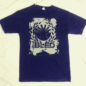 The Bled band tshirt